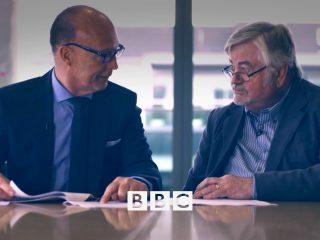 Goldfinger – BBC1 West Documentary