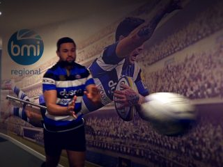 bmi Regional & Bath Rugby Partnership Video