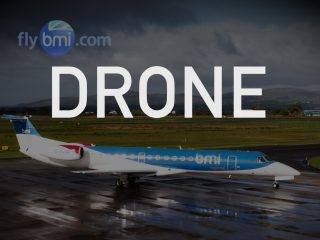 bmi Regional Aerial Shoot